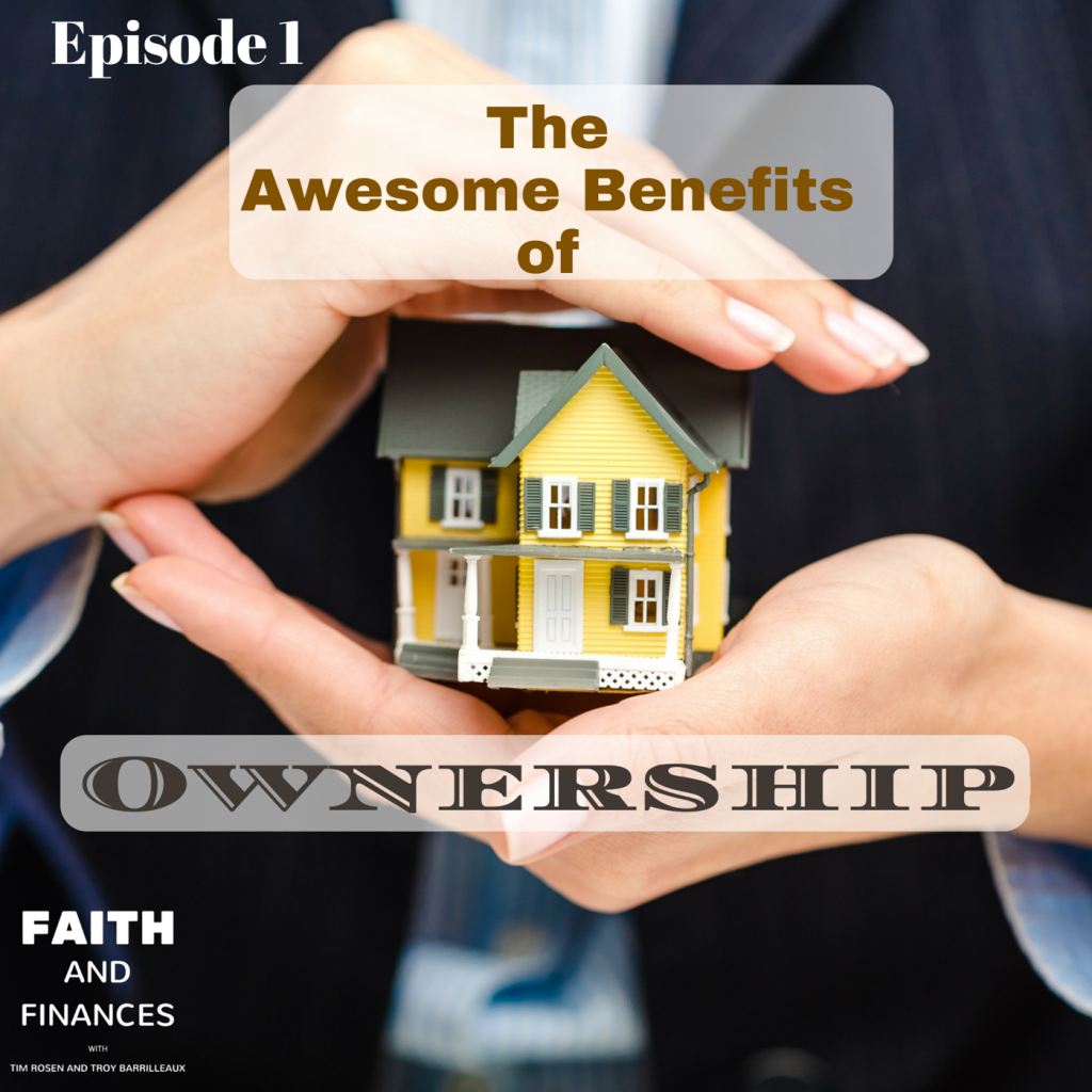 001: The Awesome Benefits of Ownership