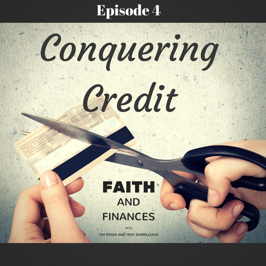Episode 4 artwork: Conquering Credit