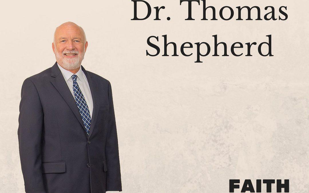 007: Interview with Tom Shepherd