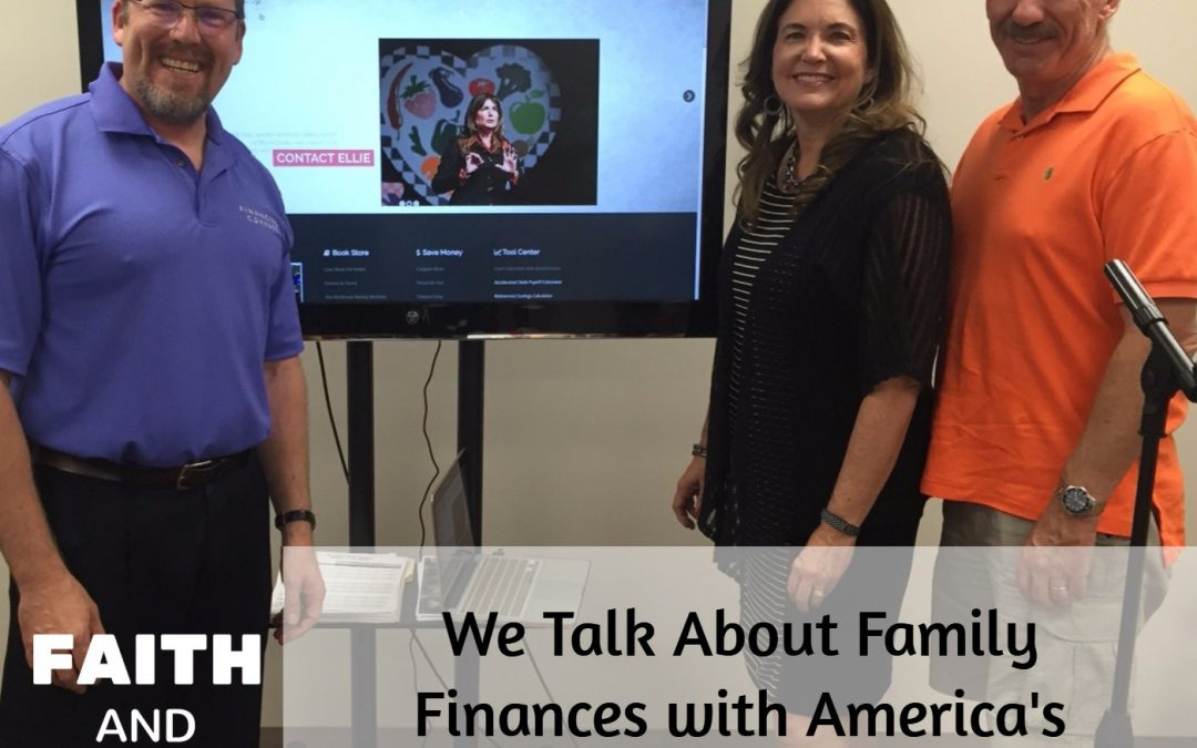012: We Talk About Family Finances with America's Family Financial Expert, Ellie Kay and Her Husband, Bob