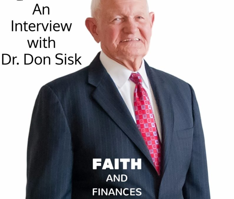 021: An Interview with Dr. Don Sisk