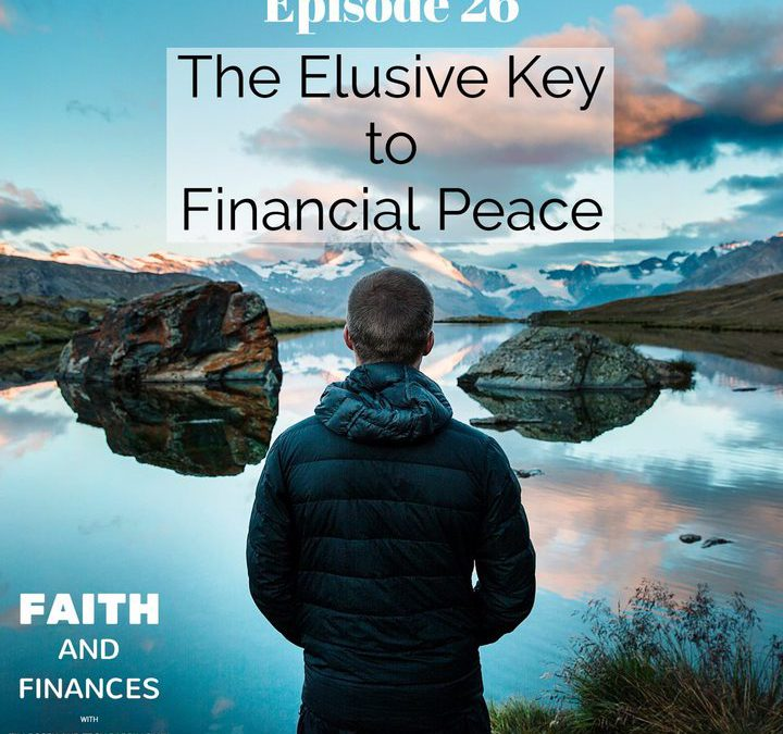 026: The Elusive Key to Financial Peace