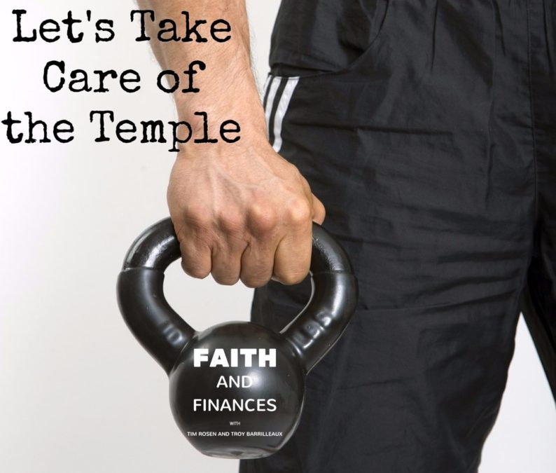 033: Let's Take Care of the Temple