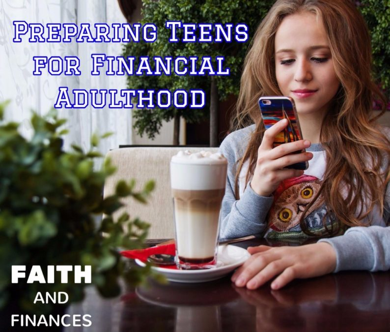 050: Preparing Teens for Financial Adulthood