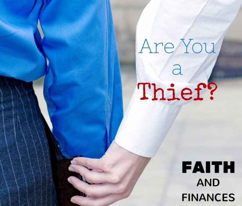 052: Are You a Thief?