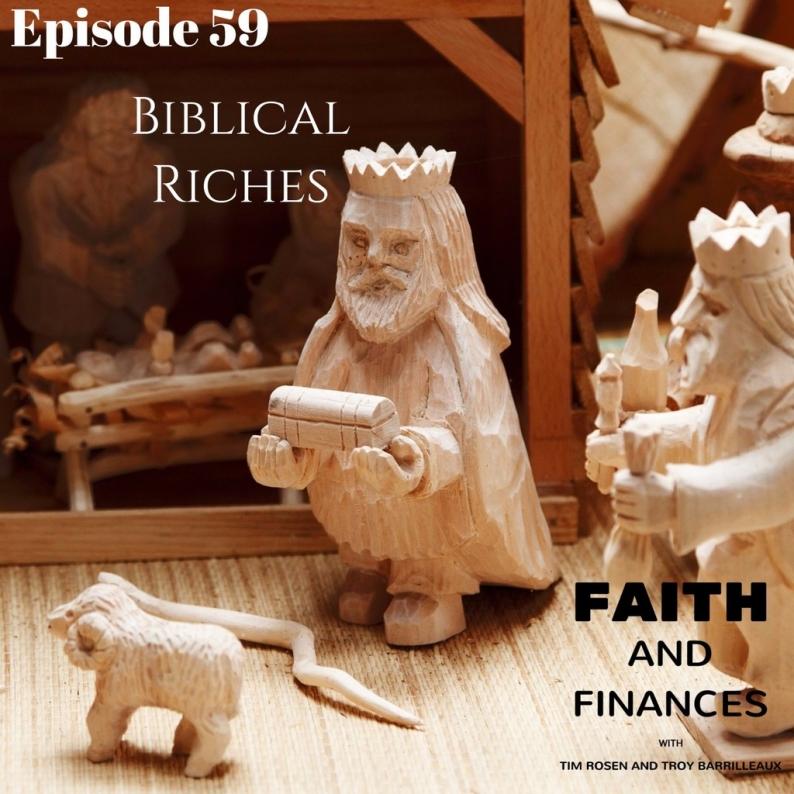 059: Biblical Riches