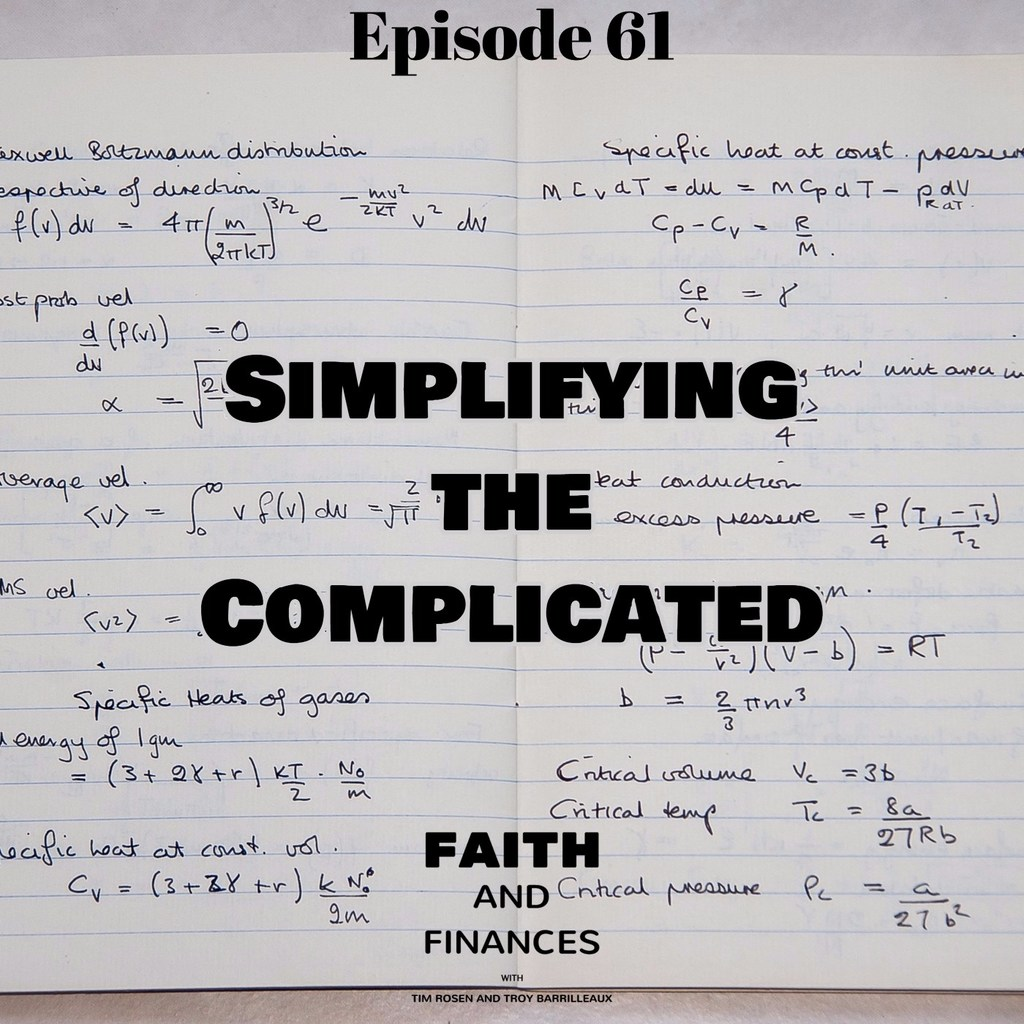 061: Simplifying the Complicated