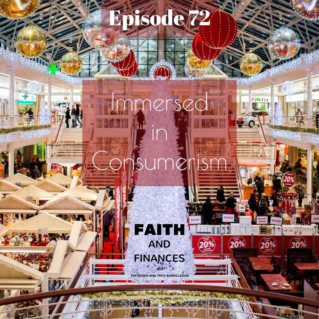 072: Immersed in Consumerism