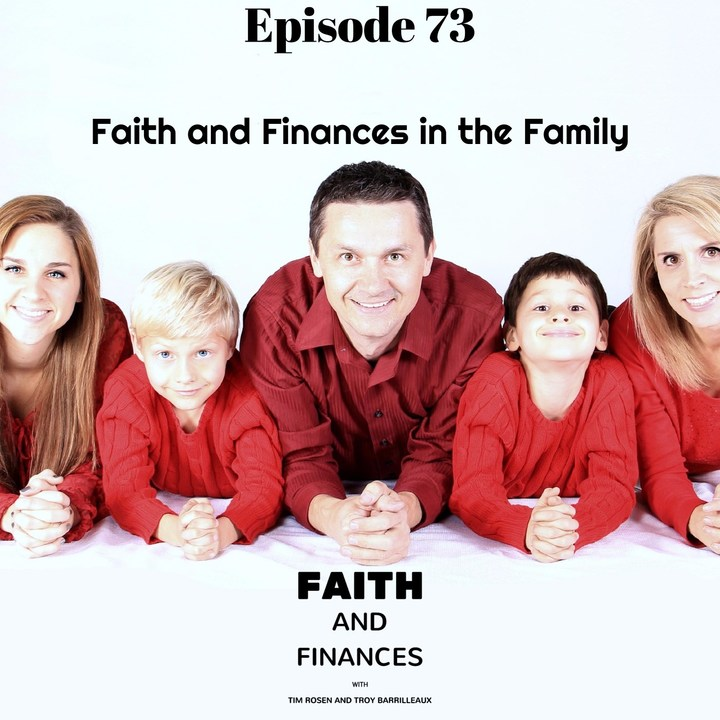 073: Faith and Finances in the Family