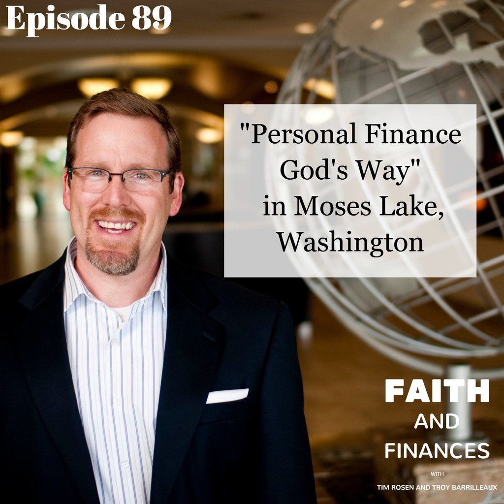 089: Personal finance God's way—recorded live
