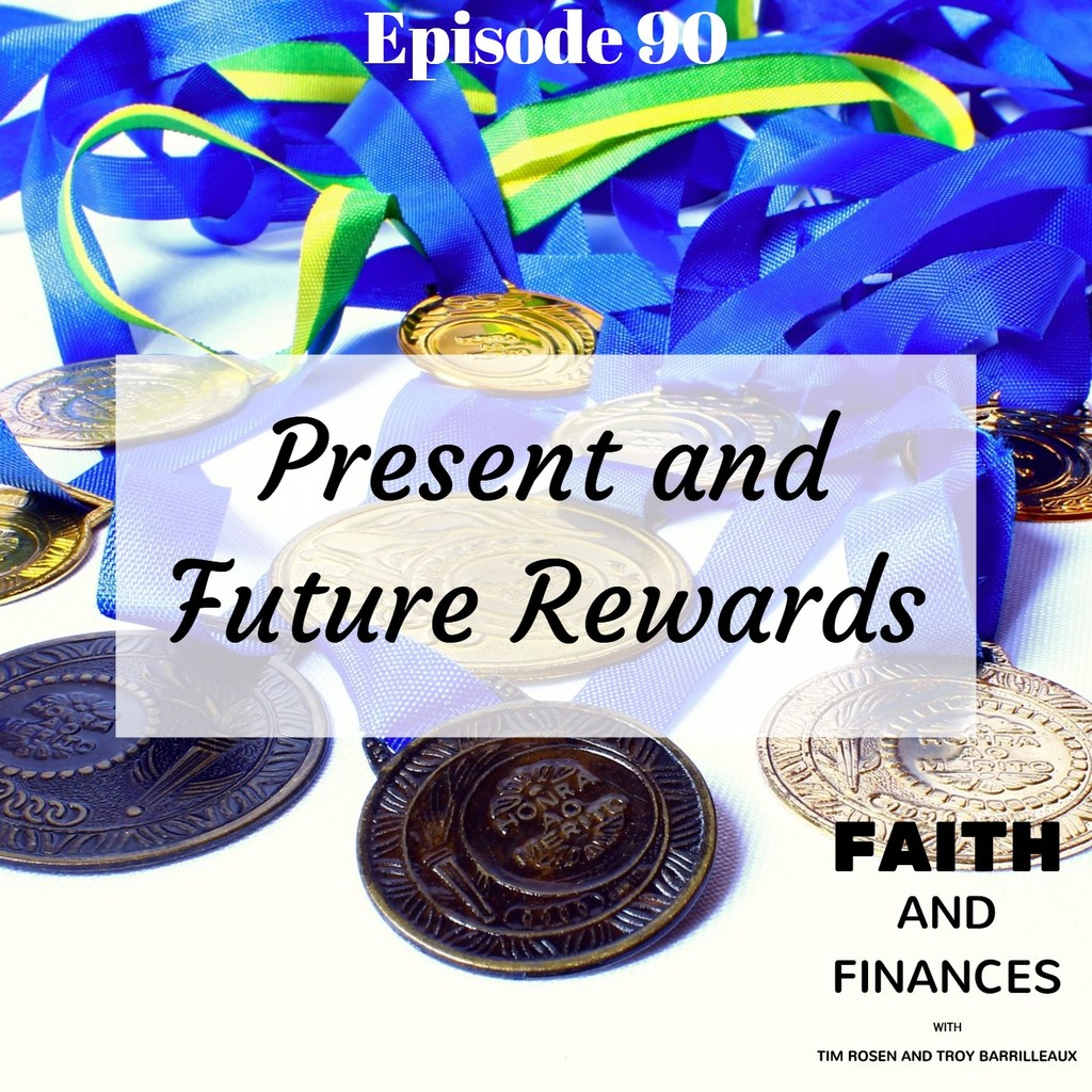 090: Present and future rewards